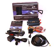Coban tk103a Automóvil Vehículo Tiempo real GPS GSM GPRS Tracker Antirrobo Alarma Sistema