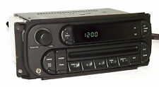 Chrysler Jeep Dodge Car Truck Radio 02-07 AM FM CD Player Aux Input iPod Android