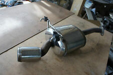 JDM Mugen OEM Honda stream jazz fit gd1 gd2 rn1 muffler exhaust civic