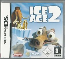 Nintendo DS Ice Age 2  (plays 3ds in 2D)