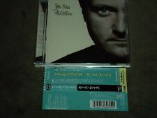 Phil Collins ‎Both Sides Japan CD