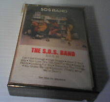 The SOS Band SOS III Cassette - SEALED
