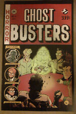 GHOSTBUSTERS GET REAL #2 E.C. Subscriber Variant 2015