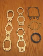 1950-1954 1955 1956 1957 58-62 CHEVY INTAKE & EXHAUST MANIFOLD GASKET SET 6 Cyl