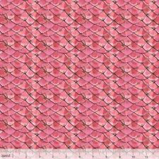 Blend Promise of Spring by Cori Dantini 112 113 08 2 Pink Scallop BTY COTTON