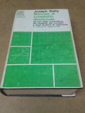 Joseph Batty - MANUALE DI CONTABILITA' DIREZIONALE - 1974 - Franco Angeli