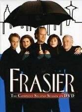 Brand New DVD Frasier Complete Second Season Kelsey Grammar David Hyde Pierce