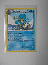 Carte Pokemon Flotoutan 90 pv Noir et Blanc Pouvoirs Emergents rare !!!