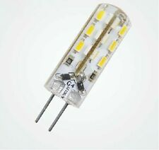 G4 1.5W 24LED 3014SMD 12V Silica Gel Warm White Light Lamp Bulb Replacement