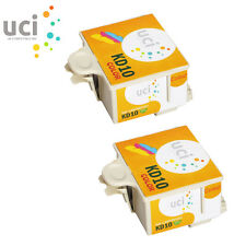 2C Compatible Ink 10B 10C for Kodak 10 EASYSHARE 5100 5300 5500 FREE SHIPPING
