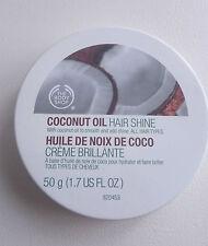 Body Shop el aceite de coco pelo brillo 50 Gr