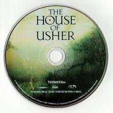 The House of Usher (DVD disc) Austin Nichols, Izabella Miko
