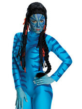 Adult Ladies 'Avatar' Neytiri Wig Fancy Dress Costume Accessory (One Size) BN