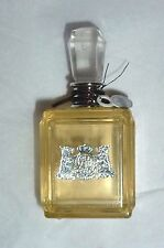ACCESSORY ~ BARBIE DOLL JUICY COUTURE FAUX PERFUME BOTTLE MINIATURE FOR DIORAMA