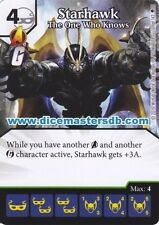 Starhawk The One Who Knows #101 - Age of Ultron - Marvel Dice Masters