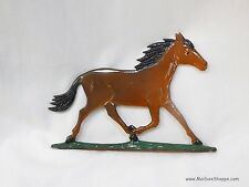 Metal Decorative Horse Ornament (mailbox, sign, post).  Whitehall or Montague.