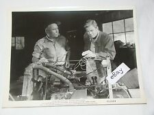 1957 DEATH IN SMALL DOSES Peter Graves Chuck Connors Movie Press Photo 8 x 10