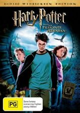 Harry Potter And The Prisoner Of Azkaban (DVD, 2004) 2 DISK SET