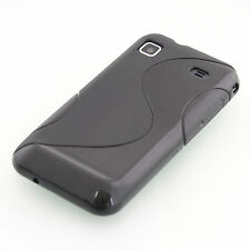 Silikon TPU Case S-Line Tasche Hülle für Samsung Galaxy S i9003 Schutzhülle