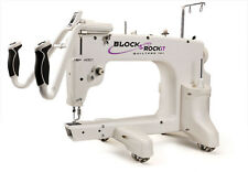 Block RockiT Long Arm Machine Quilter & QuiltMotion Robotic System - KathyQuilts