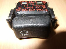 PORSCHE 944 / 968 REAR FOG LIGHT / LAMP SWITCH .. 944 613 120 04
