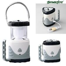 Telescopic Car Repair 10 LED Lantern Work Camping Lamp Spotlight Light Grey C3