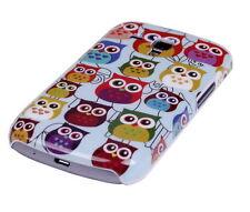 Schutzhülle f Samsung Galaxy S Duos S7562 Tasche Case Cover Owl kleine Eule