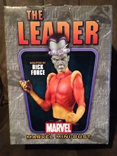 The Leader Marvel Mini-Bust Statue 2006 Bowen Designs #1127/2000