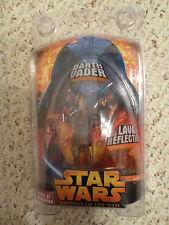 NIB Star Wars Revenge of the Sith Darth Vader Duel at Mustafar (2005)