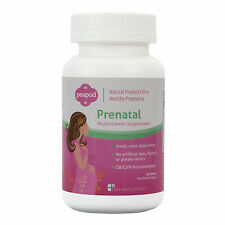 Fairhaven Health Pregnancy Plus Prenatal Postpartum Vitamin A C Iron Folic Acid