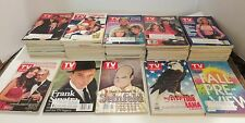 TV Guide Lot of 48 Issues 1984 Vintage