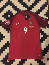 Maillot Portugal Finale Euro Eder Neuf M Ou L Player Version Ronaldo