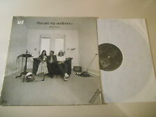 LP Pop Jimmy Patrick - You Are My Audience (11 Song) JETON / Direktschnitt Ltd