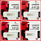 KINGSTON 8GB 16GB 32GB 64GB SE9 USB MEMORY STICK PEN FLASH DRIVE CARD KEY METAL