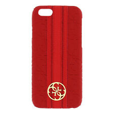 GUESS Heritage CollectioHard Case for Apple iPhone 6 6S - RED  RETAIL PACKED NEW