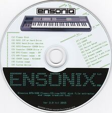 Ensoniq EPS/ASR SCSI/ZIP/Floppy/Image/CD file disk reader extractor-Win7/8/WinXP
