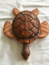 """Swimming Leatherneck Turtle by Swimways Corp 2002 AA Battery 10 1/2"""" x 8 1/4"""""""