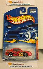 '99 Mustang #34 * RED * 2000 Hot Wheels * H25