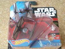 HOT WHEELS STAR WARS THE FORCE AWAKENS FIRST ORDER SPECIAL FORCES TIE FIGHTER