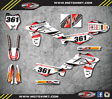 Husqvarna CR 125 2006 2007 2008 Full  Custom Graphic kit STORM style decals
