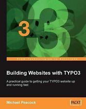 Building Websites with TYPO3, Paperback, [Packt]