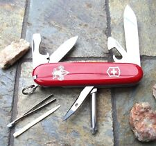 Victorinox TINKER Boy Scout RED Swiss Army Knife 54121 NEW! Authorized Dealer