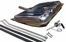 68 69 Chevelle STAINLESS STEEL gas fuel tank kit w/ 3/8 line sender and straps