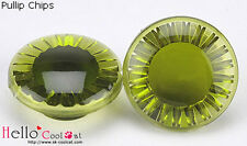 ☆╮Cool Cat╭☆【EB-48】Pullip/DAL/TY 20 Lines Acrylic Chips Green Series #OliveGreen