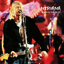 LP  NIRVANA LIVE AT THE PIER 48 SEATTLE 1993 VINYL 180G
