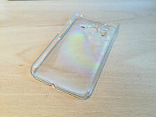 CLEAR / TRASPARENTE CUSTODIA / COVER per HTC Desire HD / Inspire 4G * UK Venditore *