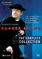 Father Brown: The Complete Collection (DVD, 2014, 4-Disc Set)