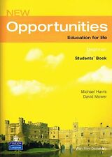 Longman NEW OPPORTUNITIES Beginner STUDENTS' BOOK with Mini-Dictionary @NEW@