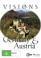 Visions of Germany and Austria Boxset DVD SHOCK