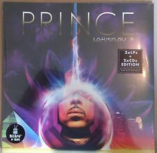 "PRINCE ""LOTUSFLOWER"" 2LP + 2CD EDITION LIMITEE  NEUF"